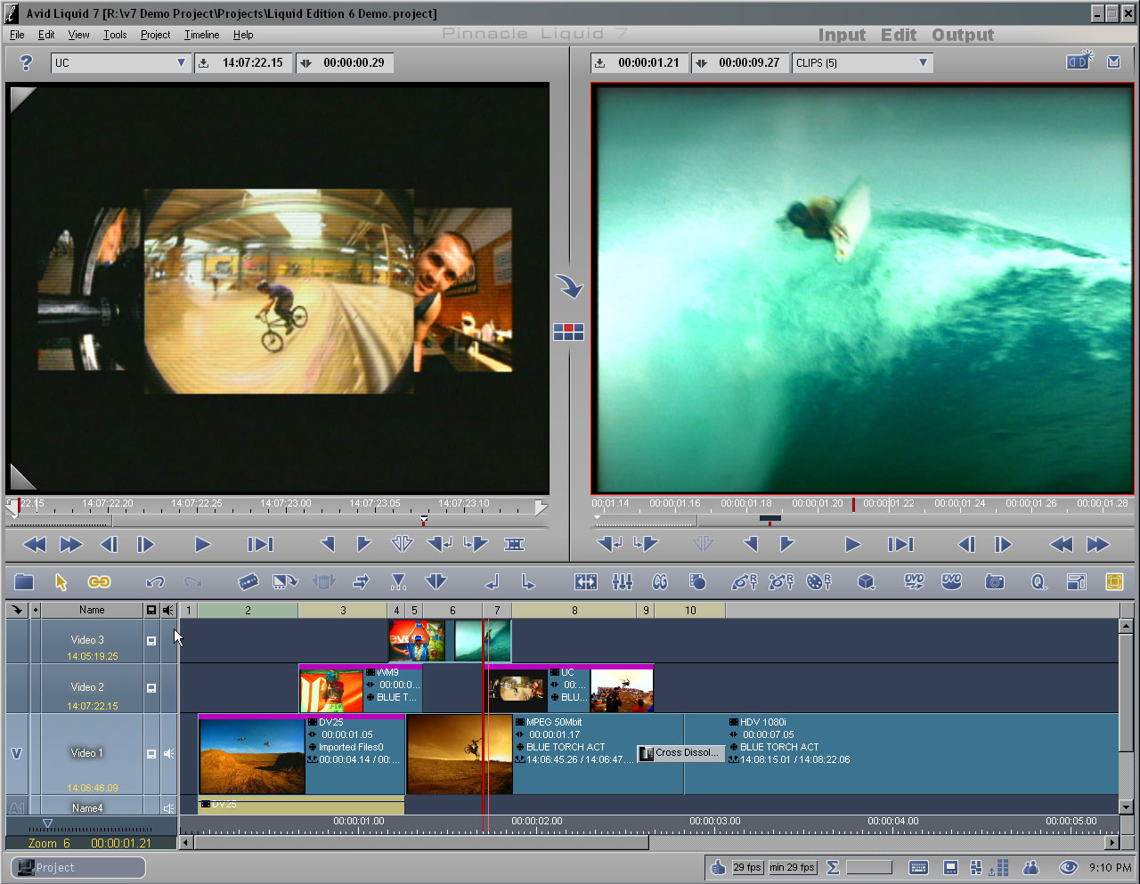 GFXPerfect - Free Download !: Adobe Premiere -Edius - Avid ...