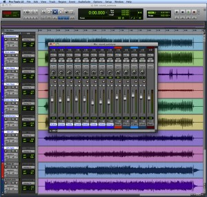 protools engineer